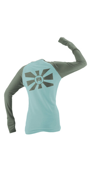 Edelrid W's Kamikaze LS Shirt hummingbird